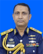Rear Admiral M Ashraful Haq
