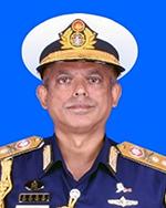 Rear Admiral Ashraful Hoq Chowdhury
